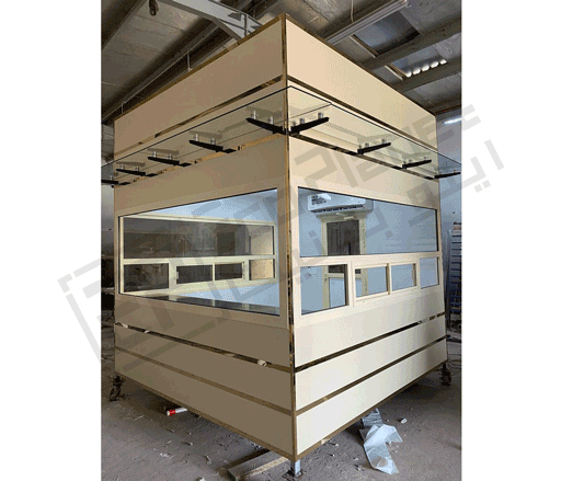 Luxury Security Cabins