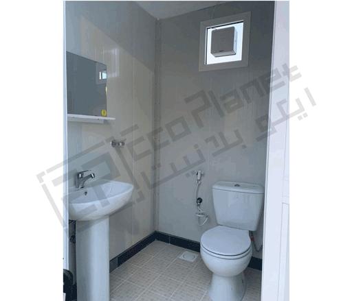 Prefab Custom Toilets