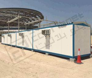 Re-Furbished Porta Cabins (Fire Rated & Non-Fire Rated)