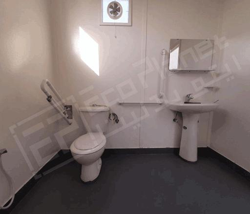 Handicapped Toilet