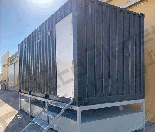 Container Toilet Cabins/Blocks