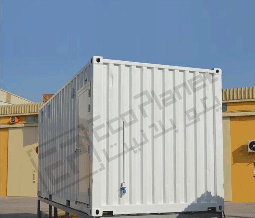 Portable Container Toilets