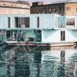 Container Houses/Rest Area
