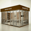 Portable Smoking Rooms/Cabins
