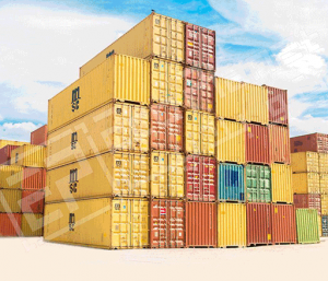 Main Container Cabins