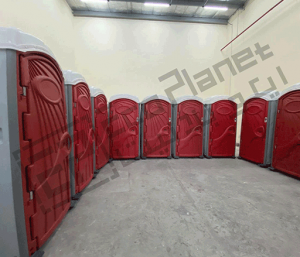 Main Portbale Toilets